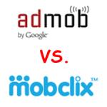 Admob Vs. Mobclix