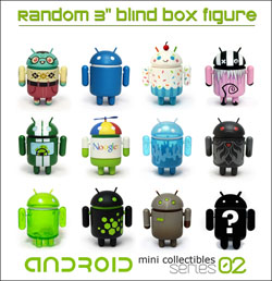 Android Figures Series 2