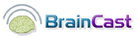 BrainCast email newsletter